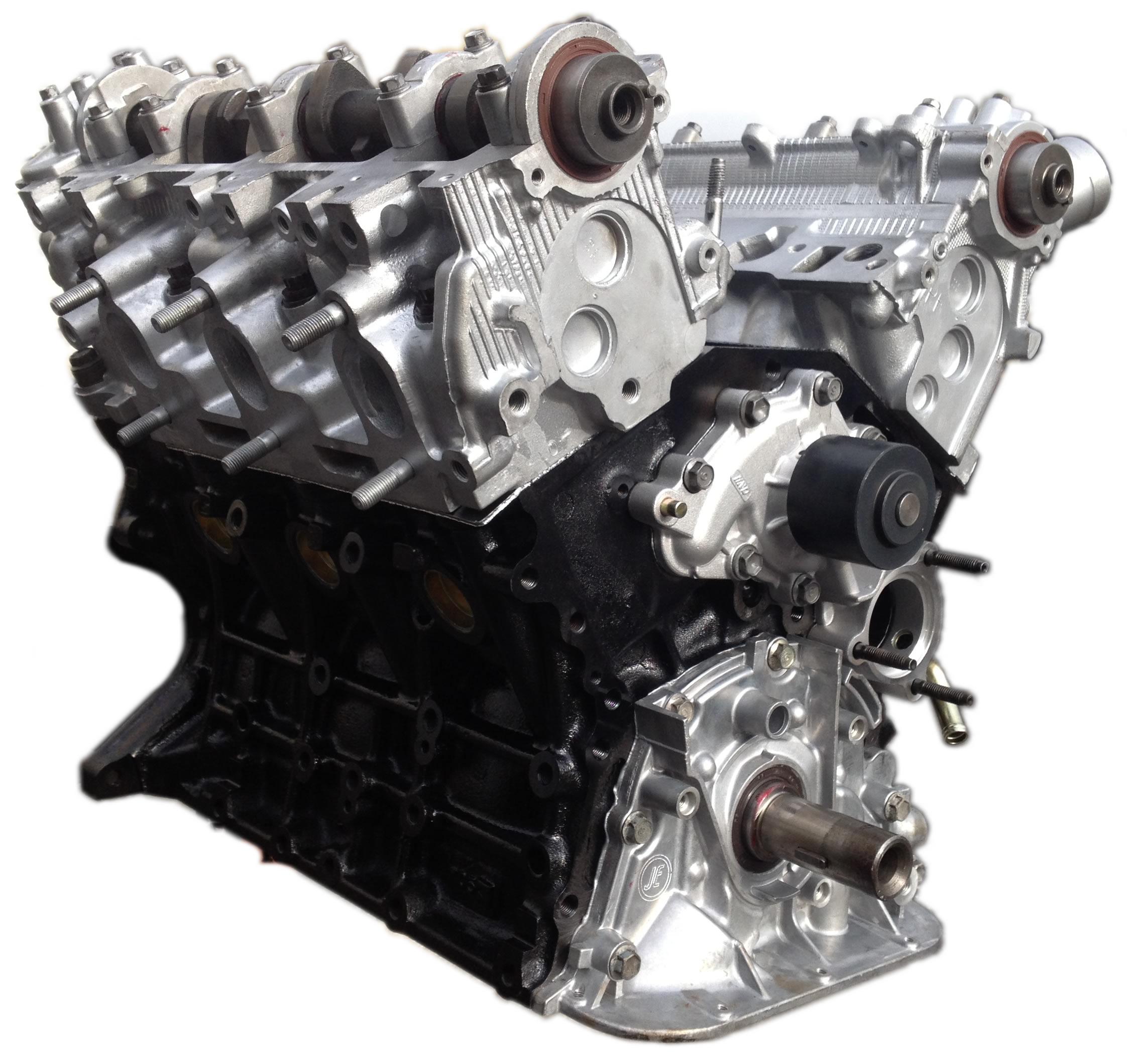 Rebuilt 93 94 Toyota T100 3 0l 3vze Engine Ebay