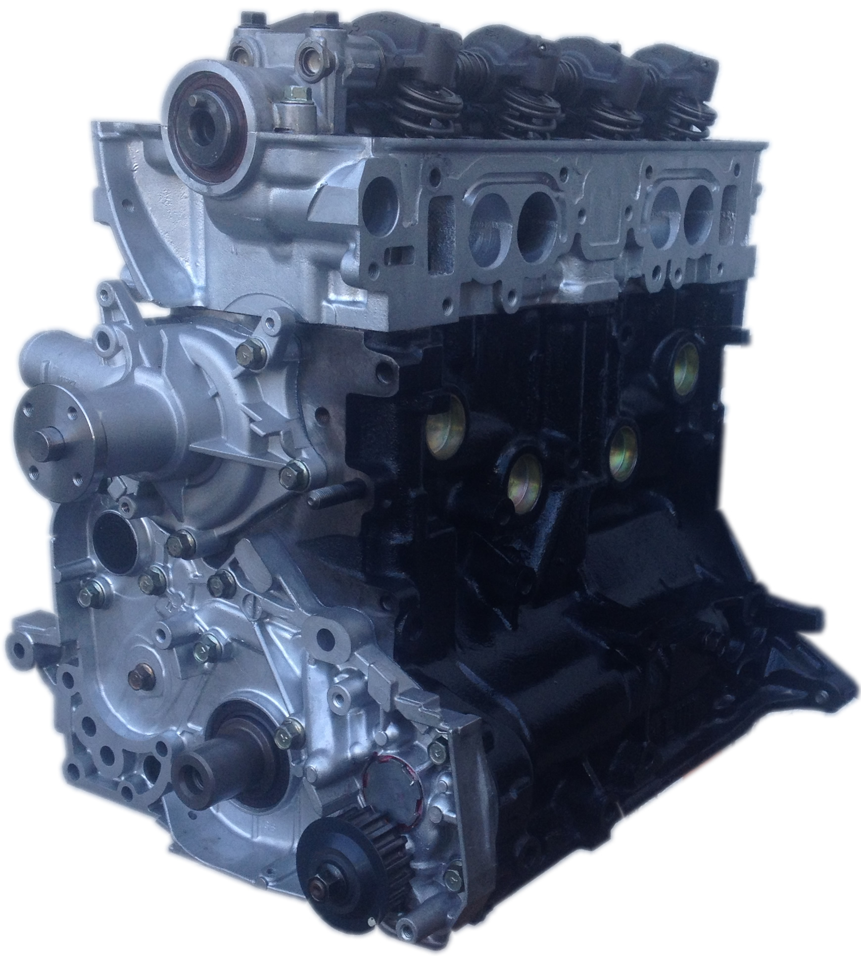 Rebuilt 90 92 Dodge D50 Ram Pick Up 2 4l 4g64 Engine Ebay