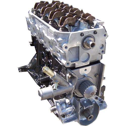 Remanufactured Ford Engines 2017